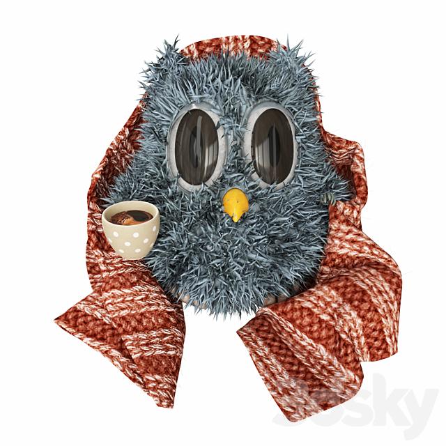 Owl autumn / Owl autumn