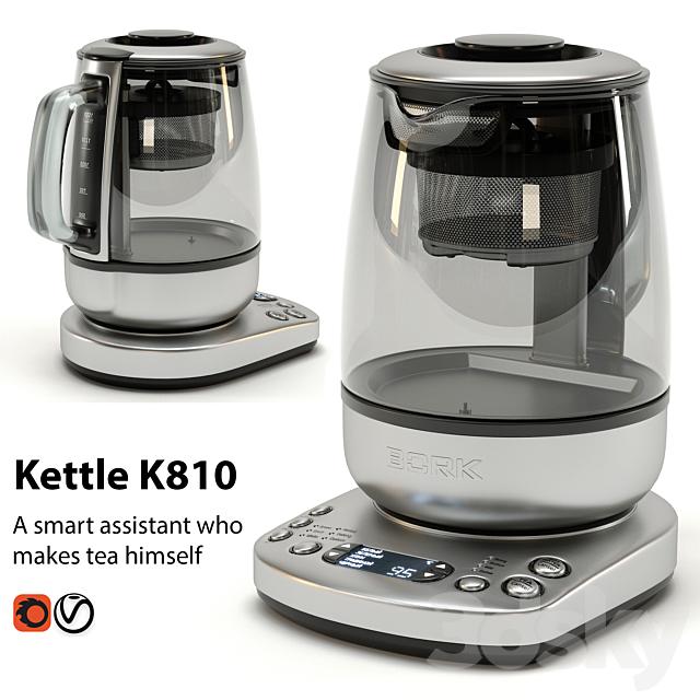 Kettle BORK K810