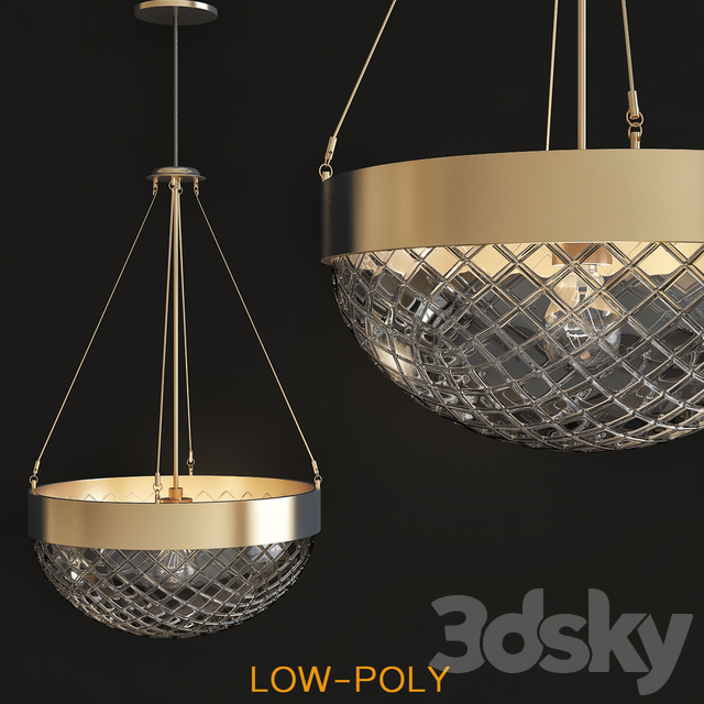 RAYS 72093 Contemporary Style Chandeliers