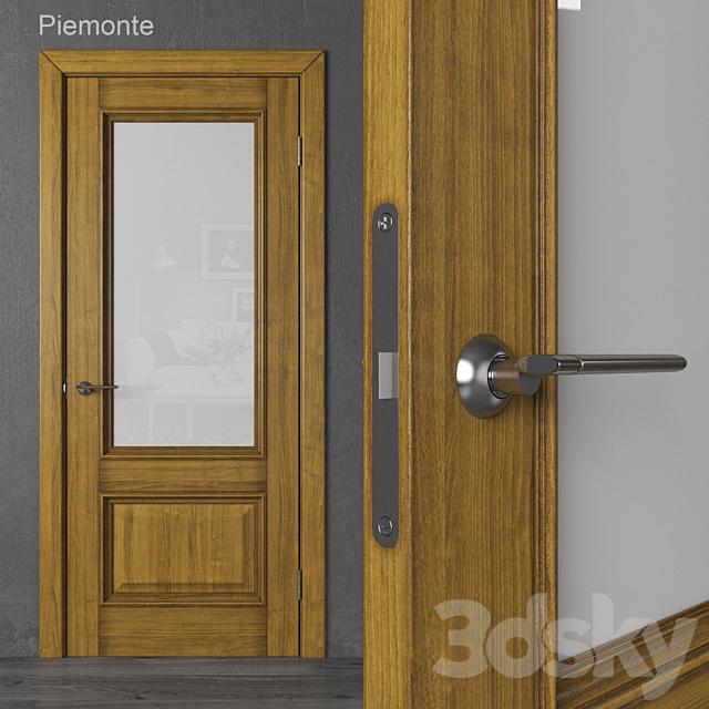 Wooden doors of Academy Piemonte (part 2)