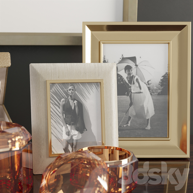 Decorative set Ralph Lauren Home 2