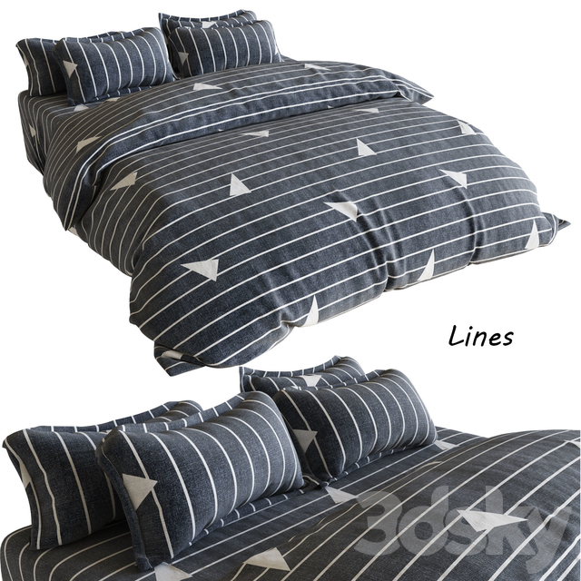 Bed linens 3 types