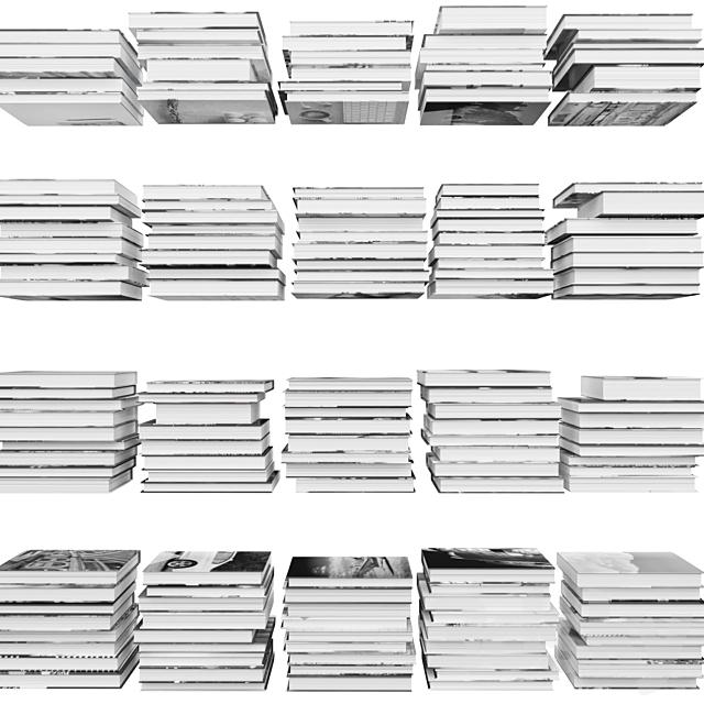 Books (150 pieces) 2-2-5-4