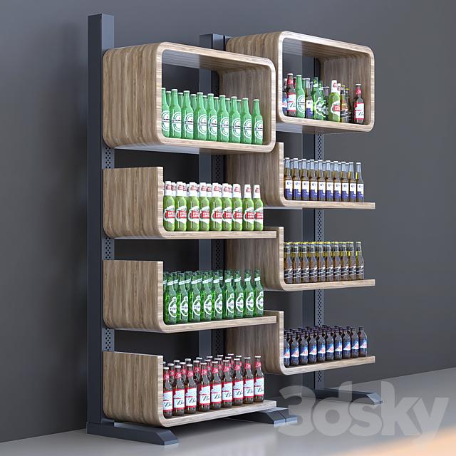 Beer racks