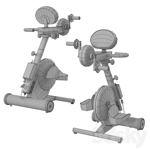 MOTOmed viva2 exercise machine