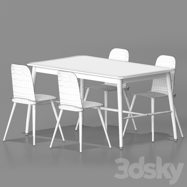 Chairs and tables BC-8063B