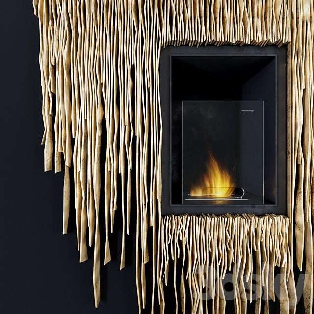 Fireplace - KAM16