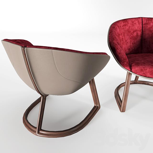 Visionnaire camden armchair