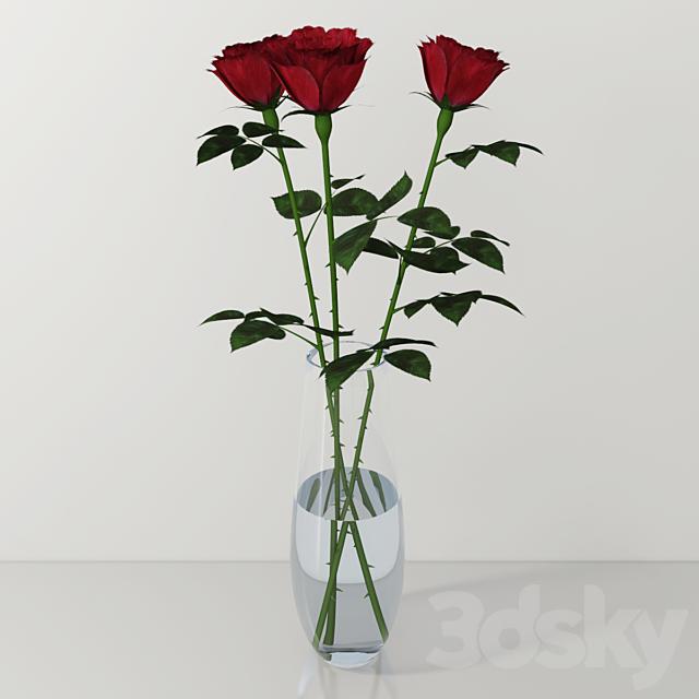 Roses bouquet 1