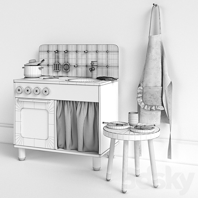 Play Kitchen by Flexa