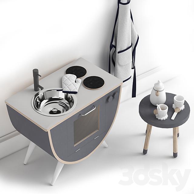 Play Kitchen by Sebra