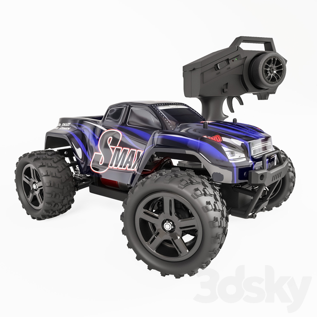 Remo Hobby Monster Truck 1:16