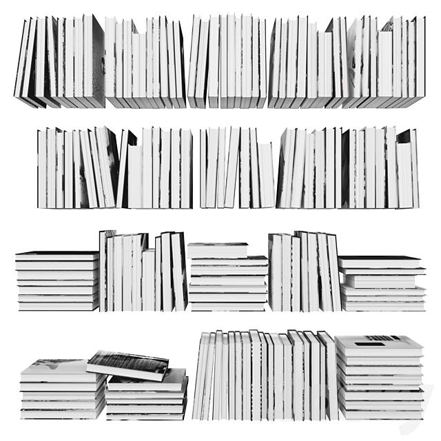 Books (150 pieces) 3-2-6-2