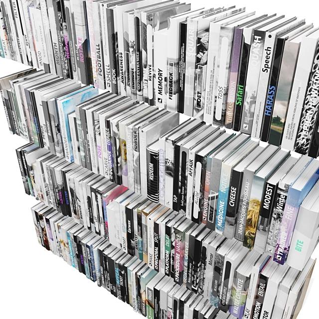 Books (150 pieces) 4-2-16-1