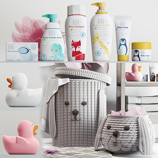 Baby bath set 001