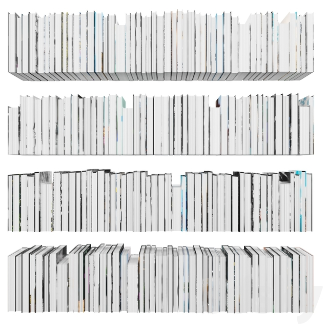Books (150 pieces) 4-2-16-2