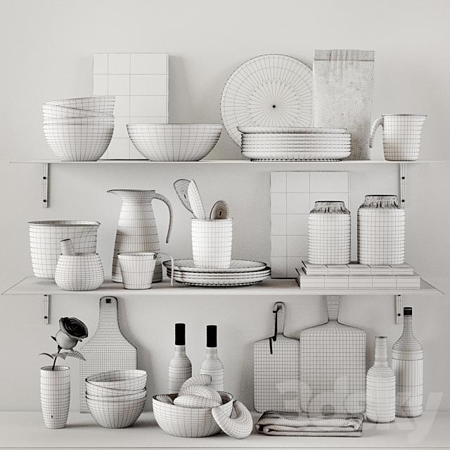 Kitchen Decorative set 030