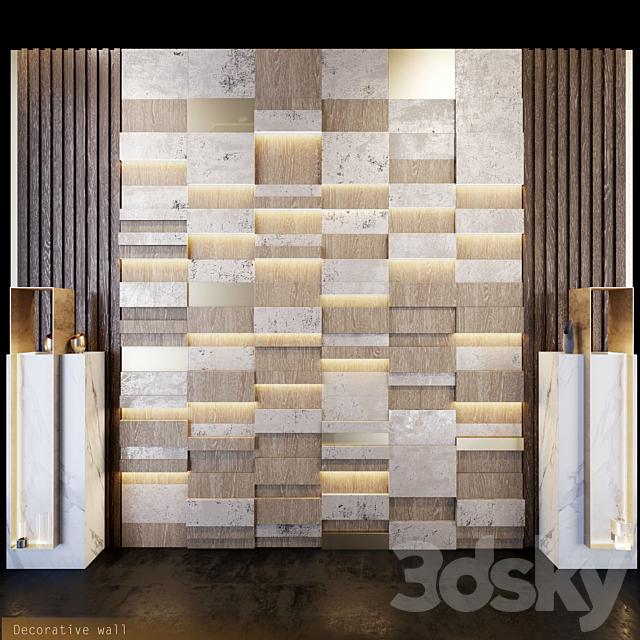 Decorative wall PN29