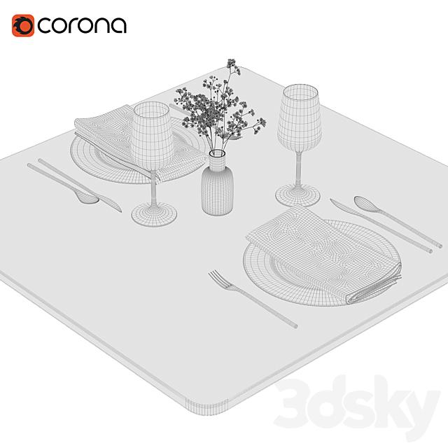Tableware set r1