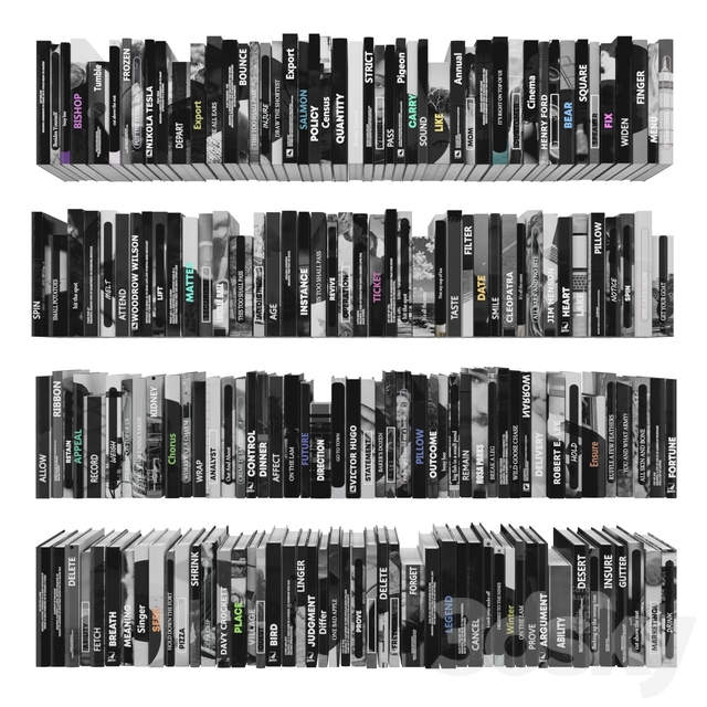 Books (150 pieces) 3-2-7-1