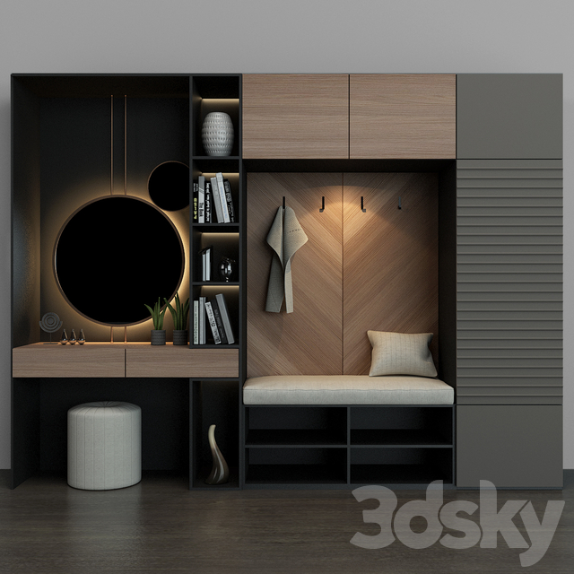 Furniture Arrangement 006