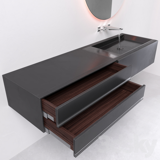 Bathroom Furniture 04
