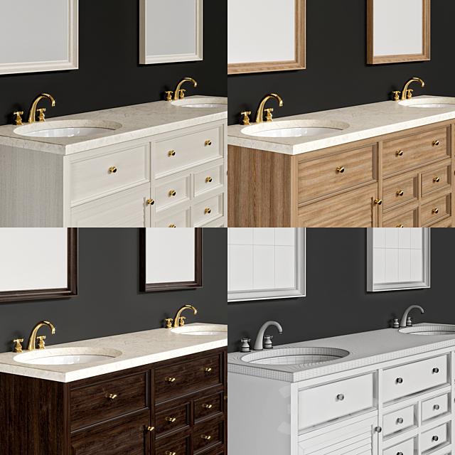 classic bathroom furniture 02