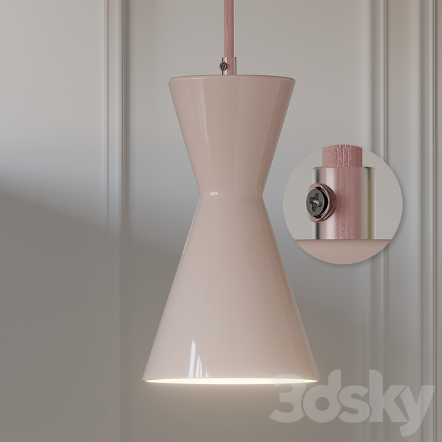VORA Ceramic Pendant Lamp