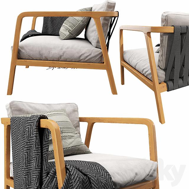 Skyline Flexx Outdoor Seat