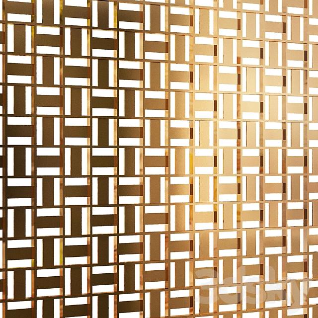 Decorative partition 27
