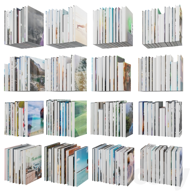 Books (150 pieces) 1-2-18-2