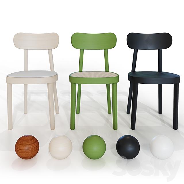 Thonet chair 118 matte