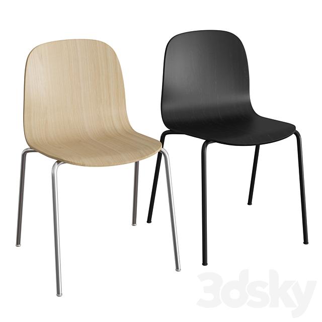 Visu tube base chair