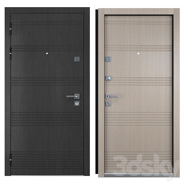 Entrance metal door VANESSA K-2 (Zimen)