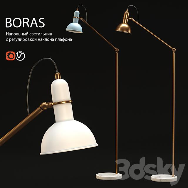 Floor lamp lampatron BORAS