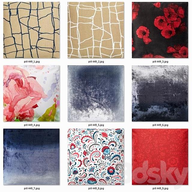 Decorative Pillow set 449