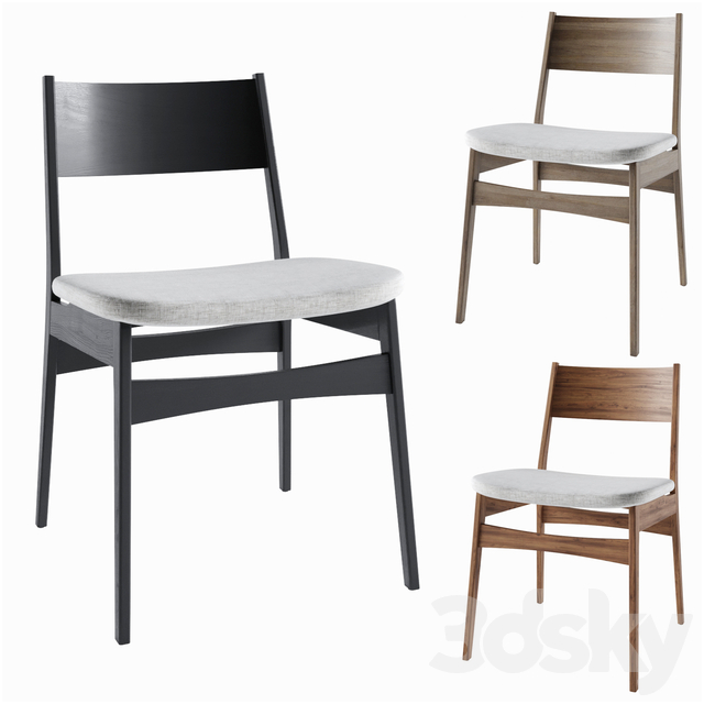 Baltimore dining chair West Elm