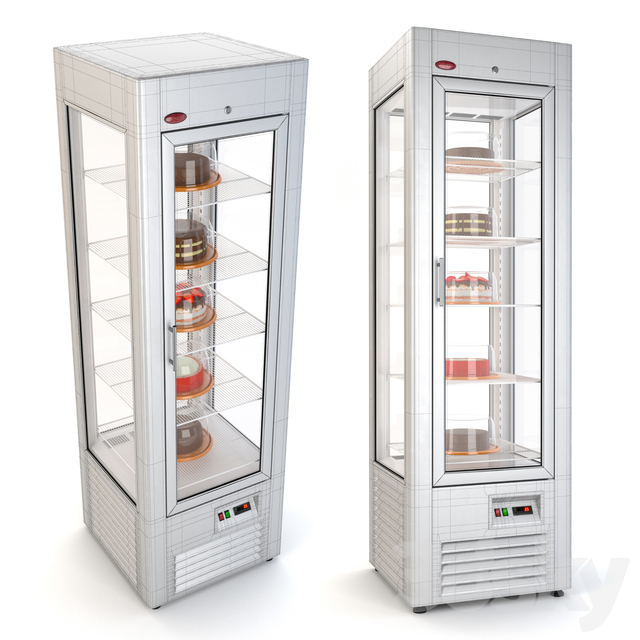 "Confectionery cabinet RS-0.4 ""Veneto"""