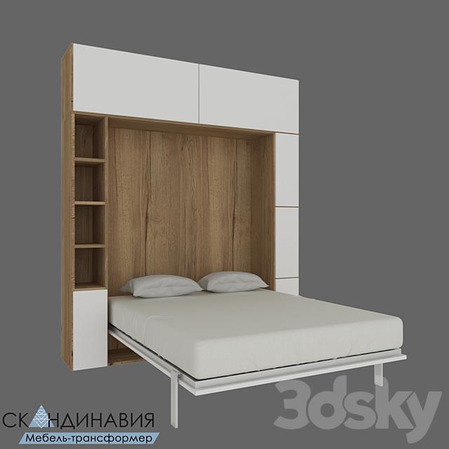 Wardrobe bed transformer from Skandinaviya OM (For reloading)