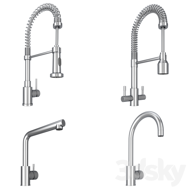 faucet combination