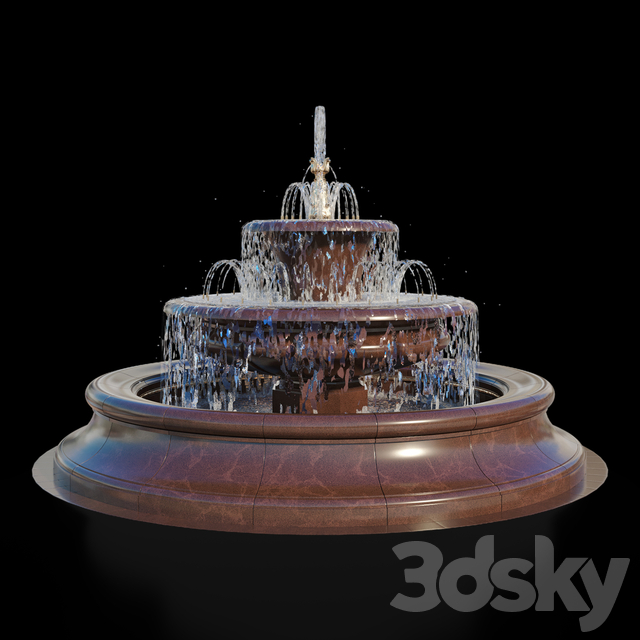 Bees Fountain