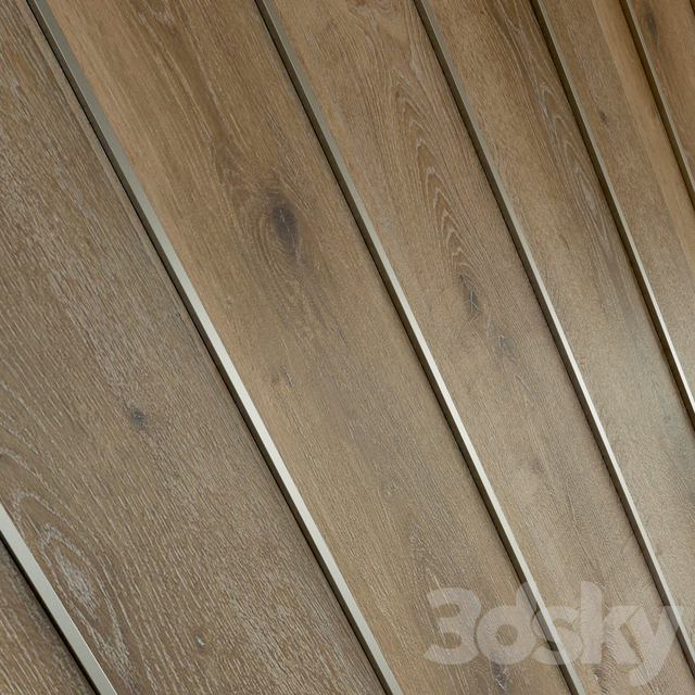 Wall panel made of wood. Decorative wall. 65