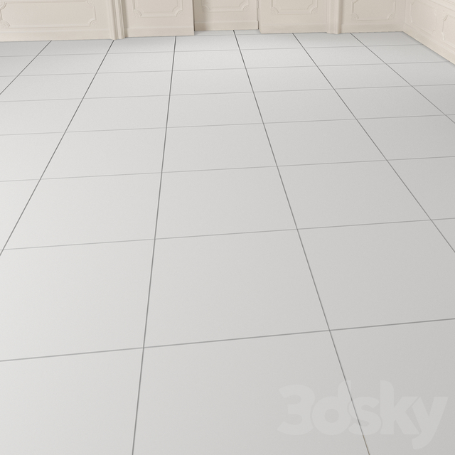 Black Marble Tiles - 5