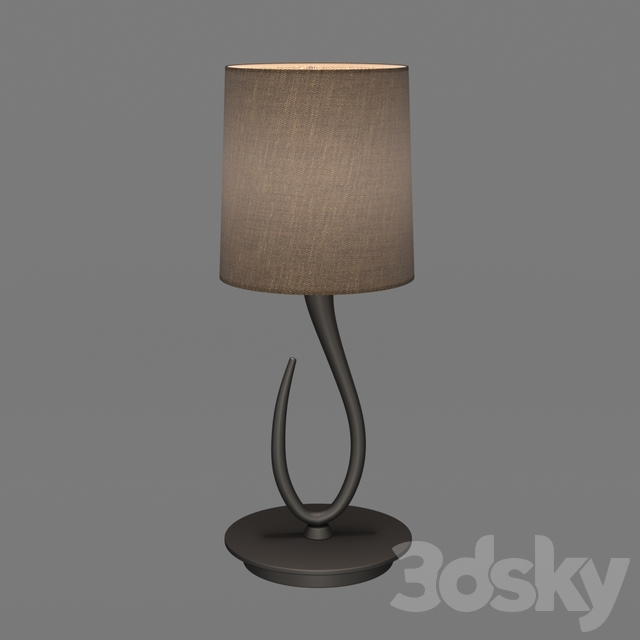 MANTRA table lamp Lua 3682 OM