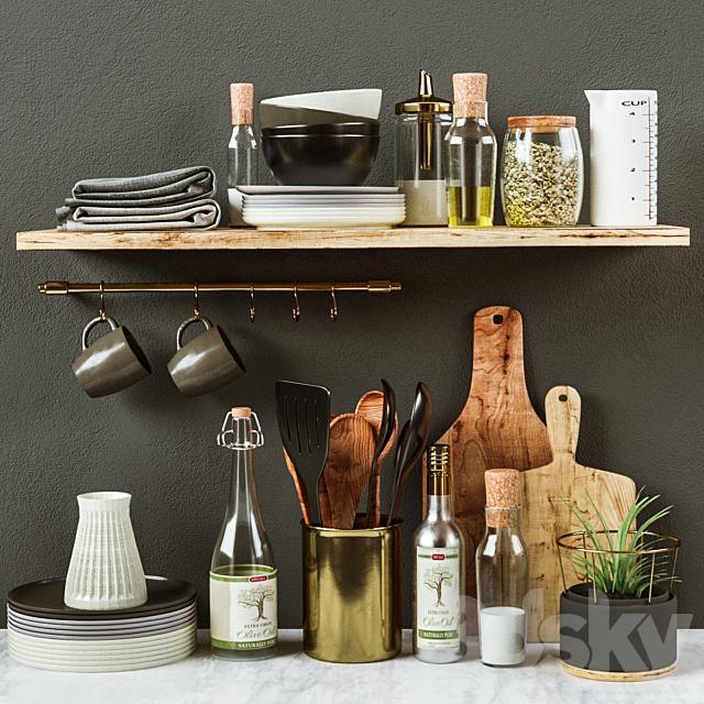 Kitchen Decorative set 038