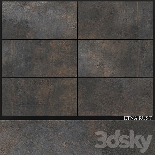 Yurtbay Seramik Etna Rust
