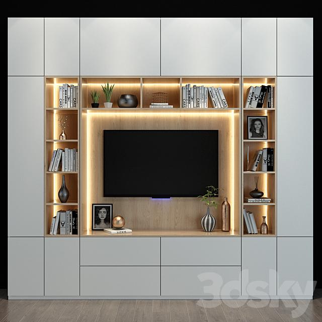 TV shelf 65