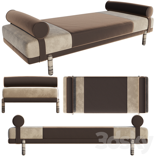 Daybed and sitting