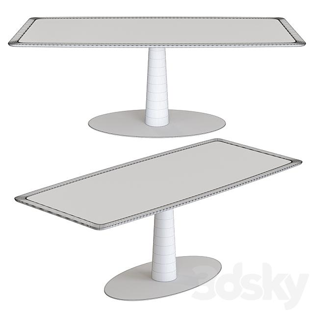 Oliver B. DIAMANTE Casa Collection Table