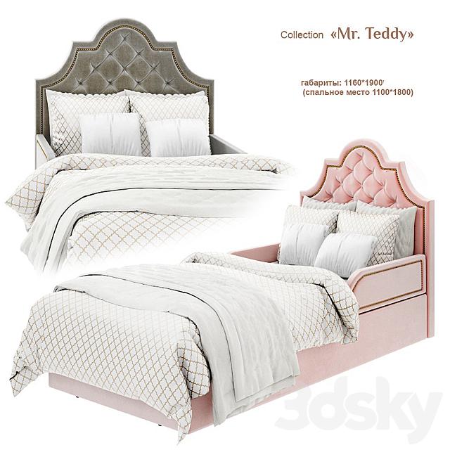 EFI Kid Concept / Mr. Teddy - bed_4